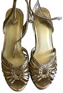 Impo Metallic gold Sandals