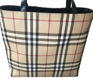 Burberry Satchel in Checkered