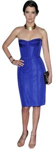 Reem Acra Bodycon Mini Formal Night Out Party Dress