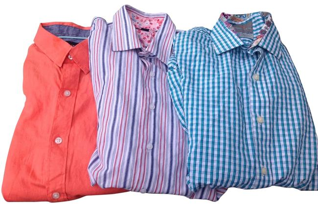 Item - Various /Nautica Shirts Large-extra Large Button-down Top Size OS (one size)