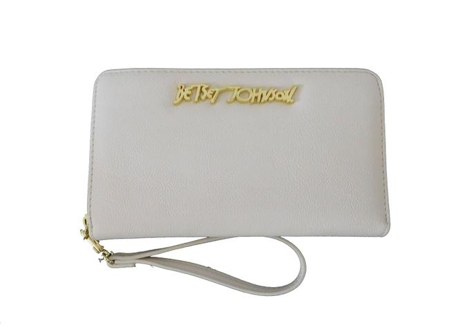 Item - Bone Zip Around Wallet