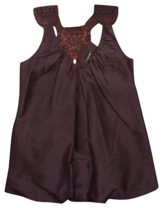 Laundry by Shelli Segal Top plum
