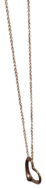 Tiffany & Co. Silver Sterling Necklace Tiffany & Co. Silver Sterling Necklace Image 1