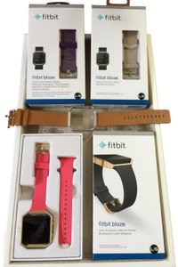 fitbit Fitbit Blaze with many extras