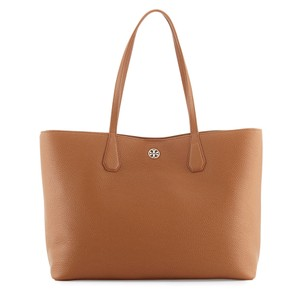 Tory Burch Tote in Brown And Gold