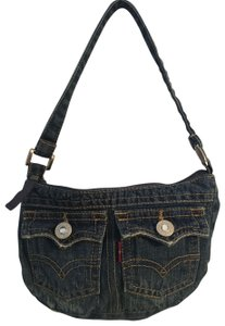 Levi's Cute Practical Denim Baguette
