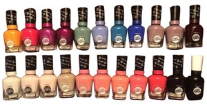 OPI 22 brand new Gel Nail Polishes