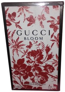Gucci BLOOM Eau De Parfum Spray 3.4 Oz NIB un-opened sealed with Gucci bag