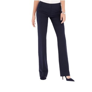 The Limited Stretch Dress Boot Cut Pants Blue