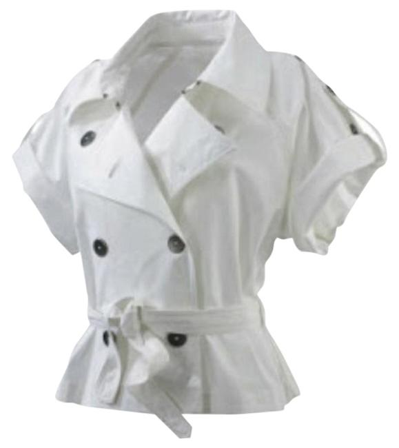 Item - Ivory Activewear Outerwear Size 2 (XS)