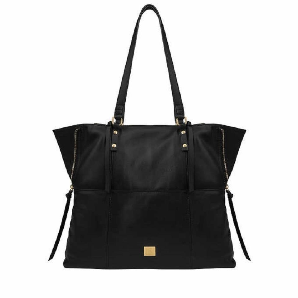 Kooba Tote Kooba Leather Black Black S1YqUS