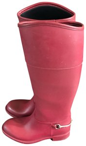 Gucci Raspberry candy Boots