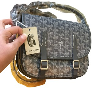 Goyard Never Used Packaging Monogram Cross Body Bag