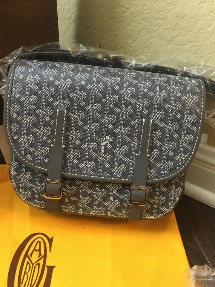 Bag Sac Belvedere Goyard Wkiuzxopt Body Pm Tradesy Cross Grisgreycanvas eED2WHY9I