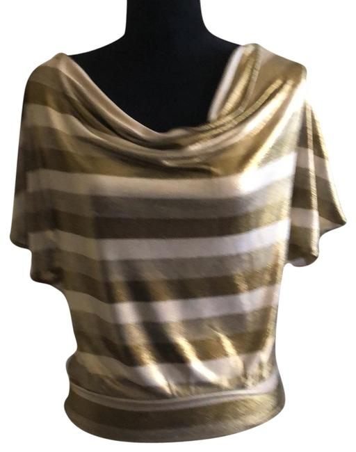 Preload https://img-static.tradesy.com/item/23137417/express-striped-gold-top-0-1-650-650.jpg