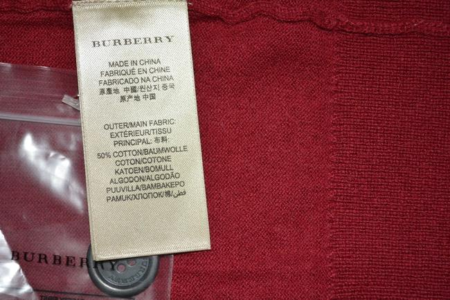 Burberry Brit Long Sleeve Womens Cashmere Sweater Image 6