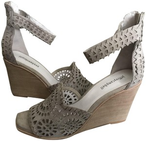 e94daf498c8 Grey Jeffrey Campbell Sandals - Up to 90% off at Tradesy