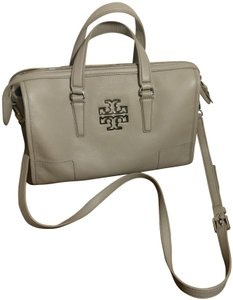 Tory Burch Satchel in French Grey