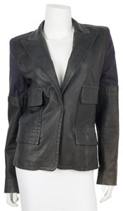 KAUFMANFRANCO black and grey Blazer
