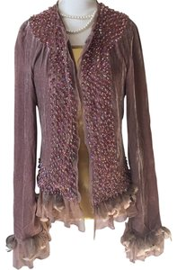 Sheri Bodell Top taupe