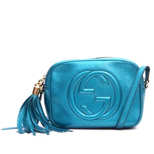 65fb2d2d3062a0 Blue Gucci Bags - Up to 90% off at Tradesy