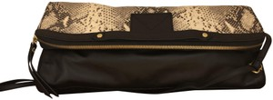 Twelfth St. by Cynthia Vincent Designer Embossed Leather Cross Body Bag