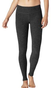 Beyond Yoga Yoga Dark Space Dye Gray Black Legging Long Supplex Soft Pants Active