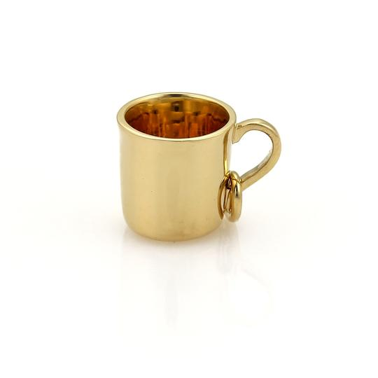 Tiffany & Co. ABC Baby Cup Charm in Yellow Gold