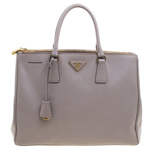 7b52ca01424a Prada Saffiano Double Zip Totes - Up to 70% off at Tradesy