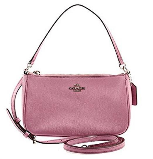 Preload https://img-static.tradesy.com/item/23139575/coach-f25591-lilac-leather-cross-body-bag-0-0-540-540.jpg