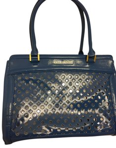 Kate Landry Tote in Electric Blue