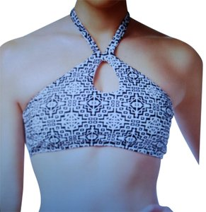 Hula Honey Tribal Pulse Keyhole Top w/ Cheeky Ruched Bottoms