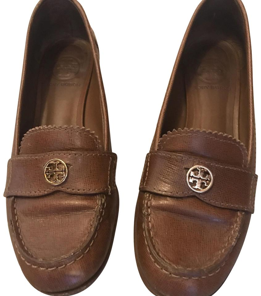 f915e7191e4 Tory Burch Penny Loafer Flats Size US 7 Regular (M