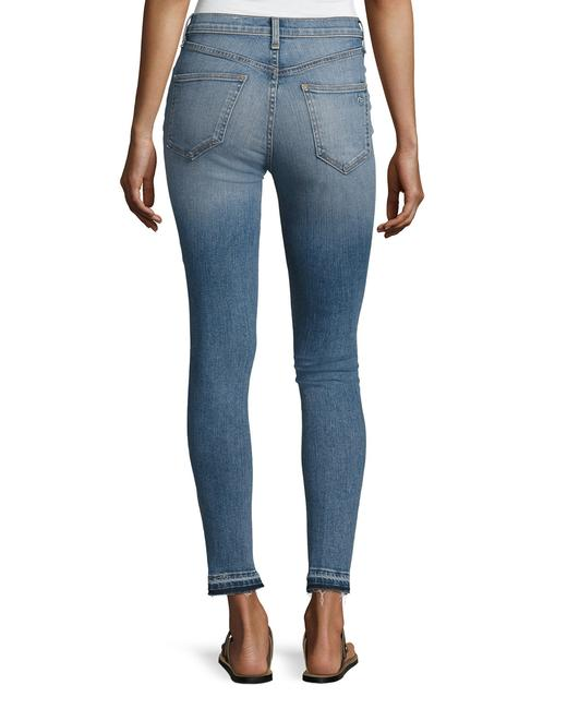 Rag & Bone Skinny Jeans-Medium Wash Image 1