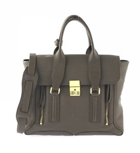 3.1 Phillip Lim Satchel in Taupe