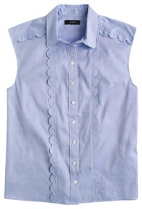 J.Crew Button Down Shirt French Blue