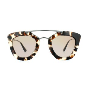 Prada Prada SPR09Q UAO1L0 Spotted Cinema Sunglasses NEW!