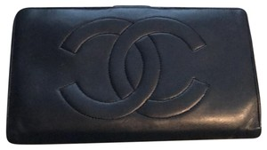 Chanel Chanel Soft Leather Vintage Wallet