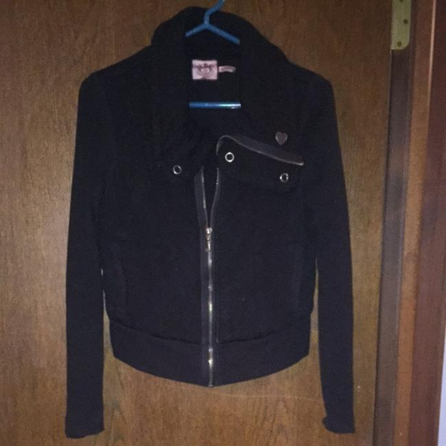 Preload https://item3.tradesy.com/images/juicy-couture-black-jacket-2314172-0-0.jpg?width=400&height=650