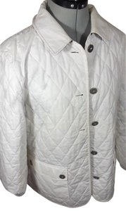 Burberry Reversible Floral white,multi Jacket