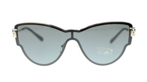 Versace Versace Cat Eye Women Sunglasses VE2172B 125287 Pale Gold/Grey Lens