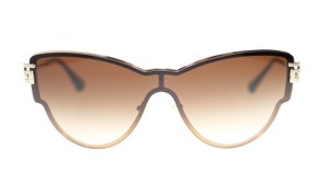 dc4d9e75045c Versace Versace Cat Eye Women Sunglasses VE2172B 125213 Pale Gold Brown Lens