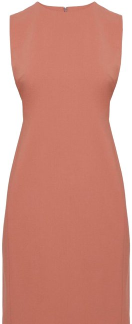 Preload https://img-static.tradesy.com/item/23142451/theory-pink-russet-traceable-wool-mid-length-casual-maxi-dress-size-10-m-0-1-650-650.jpg