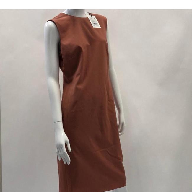 pink russet Maxi Dress by Theory
