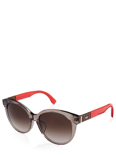 Fendi Fendi Women's Brown/Orange Sunglasses 0013/F/S