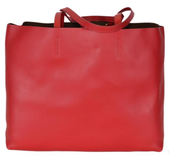 Tom Ford Purse Leather Purse Tote in Red