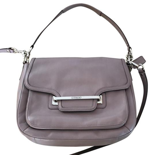 Preload https://img-static.tradesy.com/item/23142636/coach-mauvelilac-mauvelilac-leather-satchel-0-1-540-540.jpg
