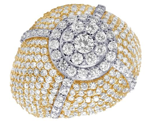 Preload https://img-static.tradesy.com/item/23142774/jewelry-unlimited-14k-yellow-gold-two-tone-diamond-pinky-66-ct-24mm-ring-0-0-540-540.jpg