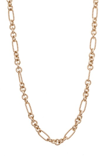 Preload https://img-static.tradesy.com/item/23142826/david-yurman-gold-vintage-figaro-18k-necklace-0-0-540-540.jpg
