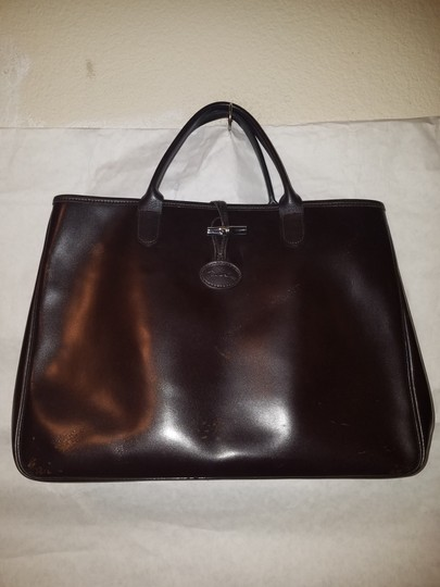 9e198bd27dc Longchamp Ships In 24 Hours Current Msrp Roseau Shopper Tote in brown Image  5